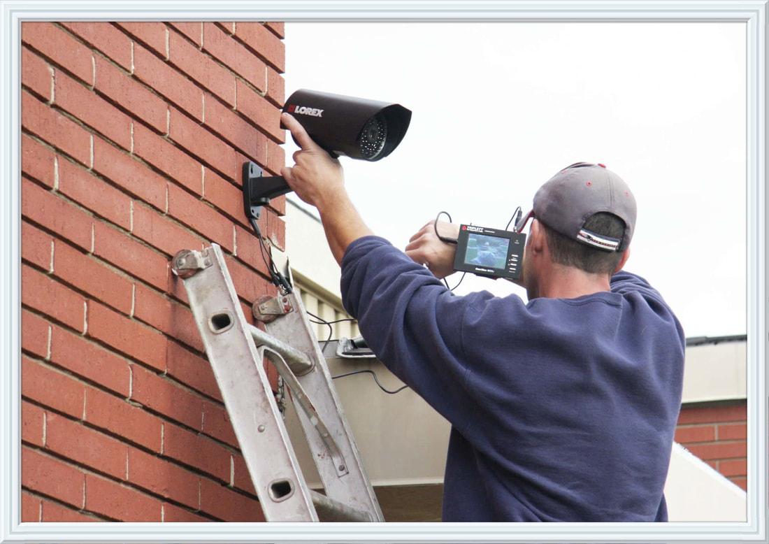 Security Camera Installation San Antonio Tx Video